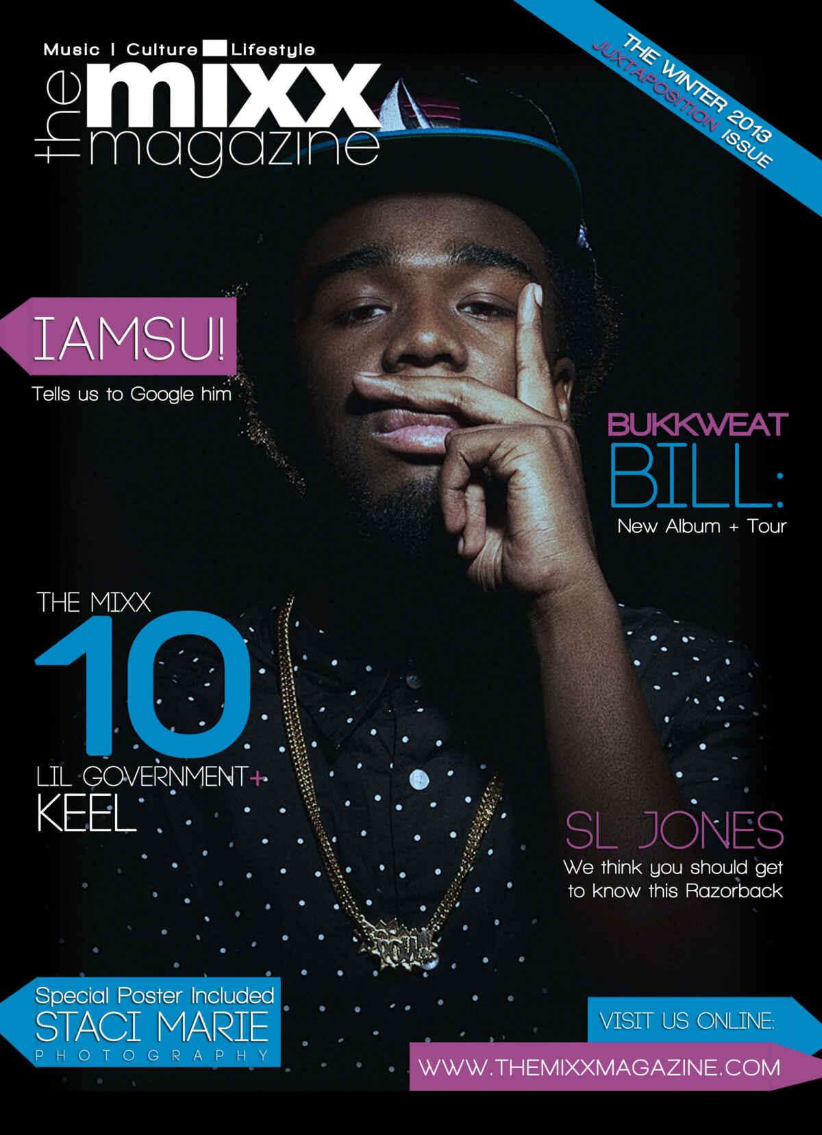 The Mixx Magazine: Octane's 10th Year Countdown