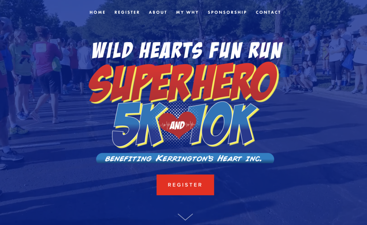 Wild Hearts Fun Run Superhero 5K: Octane's 10th Year Countdown